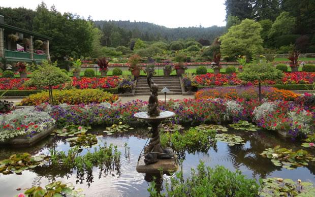 Formal-pond