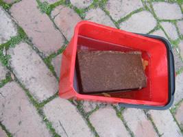 Soaking-coir-block